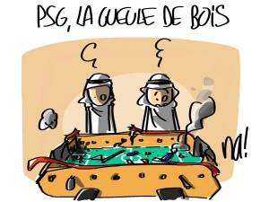 Nactualités : PSG, la gueule de bois