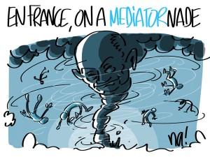 Nactualités : en France, on a Mediatornade