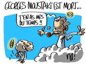 Nactualités : Georges Moustaki est mort…