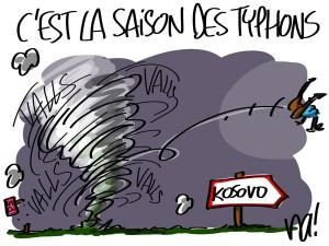 Nactualités : c'est la saison des typhons