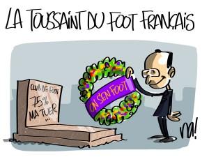 Nactualités : la Toussaint du foot français