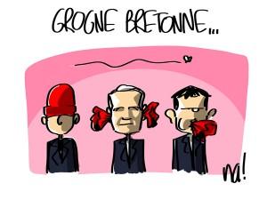 Nactualités : grogne bretonne…