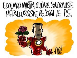 Iron Martin