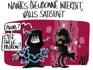 vallspatine et darkdonné