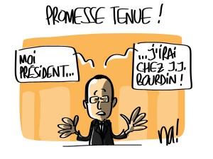 Moi, Bourdin…