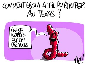 Ebola l'travail !