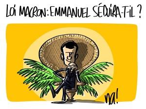 50 nuances de Macron