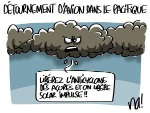 Front Nuageux de Libération de la Météo