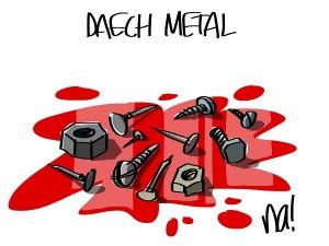 daech metal