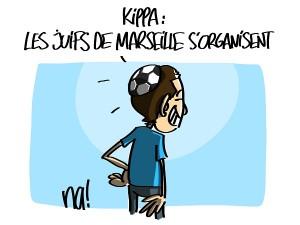 kippa or not kippa ?