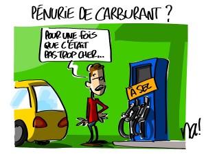 Panne d'essence