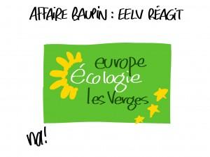 Affaire Baupin, EELV réagit