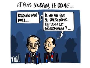 Griezmann emmène les Bleus en finale…