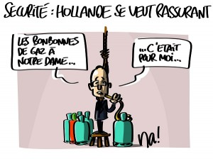 Hollande désespéré (bis) ?
