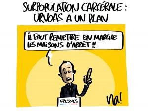 Jean-Jacques Urvoas a un plan