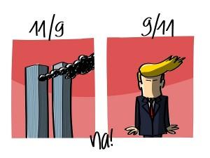 Trump 45ème président des USA…