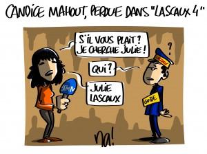 inauguration Lascaux 4