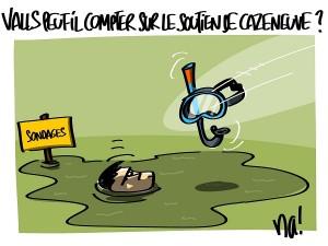 Valls peut-il compter sur le soutien de Cazeneuve ?