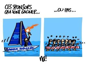 Vendée Globe : ces sponsors populaires qui font gagner