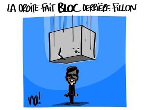 affaire Penelope : la droite fait bloc derrière Fillon