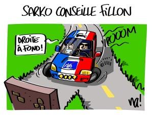 Sarko conseille Fillon