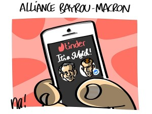 Alliance Bayrou – Macron