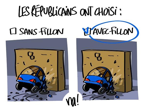 Le dessin du jour (humour en images) - Page 4 2021_fillon_or_not_fillon