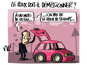 Bruno Le Roux doit-il démissionner ?