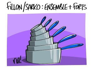 Fillon rencontre Sarkozy