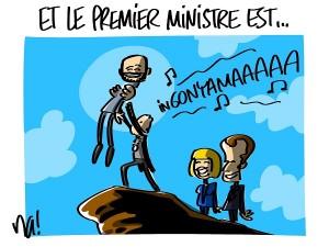 Edouard Philippe, nouveau premier ministre