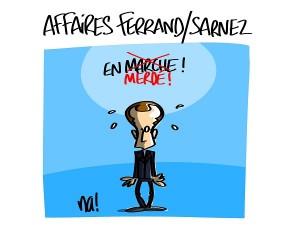 Affaires Ferrand – Sarnez