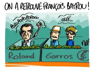 On a retrouvé François Bayrou
