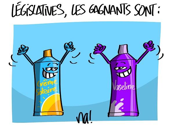 Le dessin du jour (humour en images) - Page 6 2093_onguent