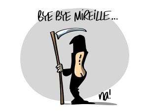 Mireille Darc est décédée