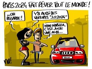 Paris 2024 fait rêver tout le monde