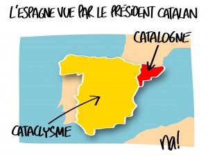 L'Espagne vue par le président de la Catalogne