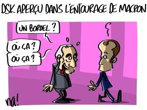 Macron et le «bordel»