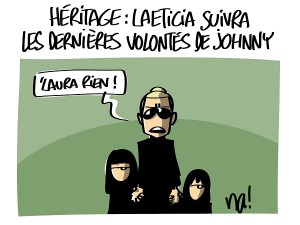 Johnny, l'héritage…