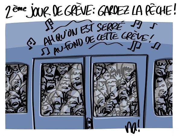 2265_2ème_jour_de_grève