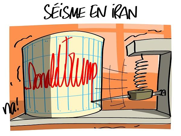 Le dessin du jour (humour en images) - Page 16 2290_séisme_en_Iran