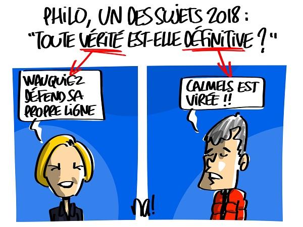Le dessin du jour (humour en images) - Page 16 2318_bac_philo_chez_LR