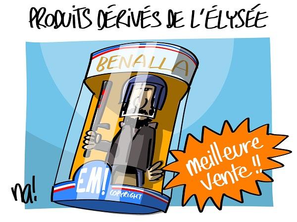 Le dessin du jour (humour en images) - Page 19 2346_produit_benalla_elysée