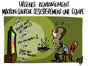 Urgence remaniement