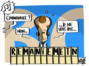Remaniement : la France s'impatiente