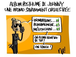 Johnny album posthume