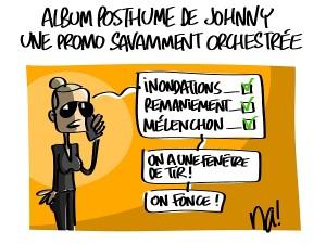 Johnny album posthume