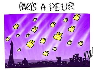 Paris a peur !