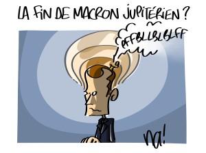 La fin de Macron jupitérien ?