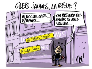 Gilets Jaunes, la trêve ?