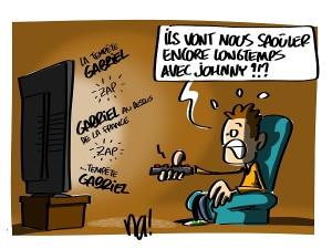 Tempête Gabriel sur la France